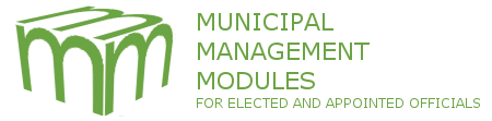 Municipal Management Modules