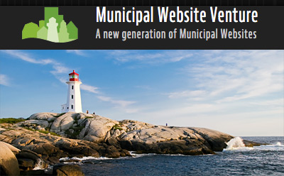 Municipal Website Venture